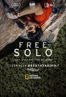 Free Solo - Movie Poster (xs thumbnail)