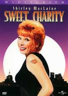 Sweet Charity - DVD cover (xs thumbnail)