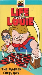 """""""Life with Louie"""" - VHS movie cover (xs thumbnail)"""
