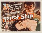 Dangerous Voyage - Movie Poster (xs thumbnail)