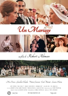 A Wedding - French Re-release poster (xs thumbnail)