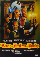 House of the Long Shadows - Spanish Movie Cover (xs thumbnail)