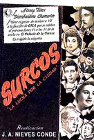 Surcos - Spanish Movie Poster (xs thumbnail)