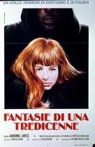 Valerie a týden divu - Italian Movie Poster (xs thumbnail)