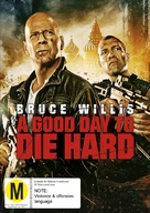 A Good Day to Die Hard - New Zealand Movie Cover (xs thumbnail)