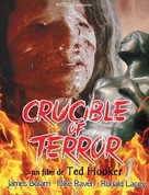 Crucible of Terror - French Blu-Ray cover (xs thumbnail)