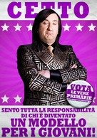 Tutto tutto niente niente - Italian Movie Poster (xs thumbnail)