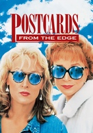 Postcards from the Edge - Movie Cover (xs thumbnail)