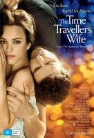 The Time Traveler's Wife - Australian Movie Poster (xs thumbnail)