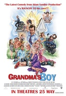 Grandma's Boy - Singaporean poster (xs thumbnail)