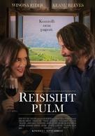 Destination Wedding - Estonian Movie Poster (xs thumbnail)