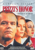 Prizzi's Honor - Belgian DVD cover (xs thumbnail)