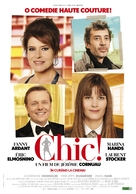 Chic! - Romanian Movie Poster (xs thumbnail)