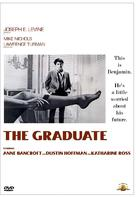 The Graduate - DVD cover (xs thumbnail)
