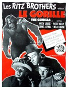 The Gorilla - French Movie Poster (xs thumbnail)