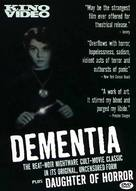 Dementia - DVD cover (xs thumbnail)