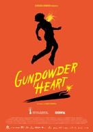 Pólvora en el corazón - International Movie Poster (xs thumbnail)