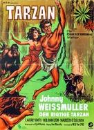 Tarzan the Ape Man - Danish Movie Poster (xs thumbnail)