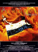 La révolution française - French Movie Poster (xs thumbnail)