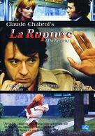La rupture - DVD cover (xs thumbnail)