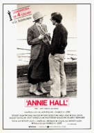 Annie Hall - Spanish Movie Poster (xs thumbnail)