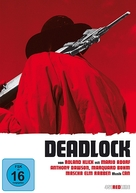 Deadlock - German Movie Cover (xs thumbnail)