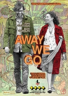 Away We Go - Swedish Movie Cover (xs thumbnail)