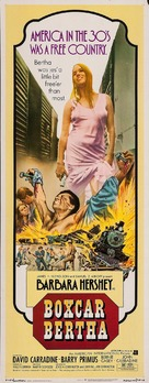 Boxcar Bertha - Movie Poster (xs thumbnail)