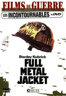 Full Metal Jacket - French DVD movie cover (xs thumbnail)