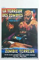 Zombi Holocaust - French Movie Poster (xs thumbnail)