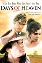 Days of Heaven - DVD movie cover (xs thumbnail)