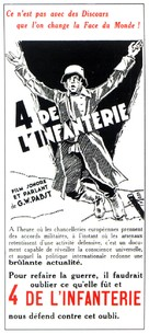 Westfront 1918 - French Movie Poster (xs thumbnail)