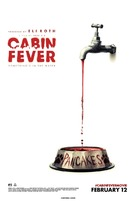 Cabin Fever - Movie Poster (xs thumbnail)