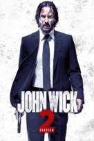 John Wick: Chapter Two - Turkish Movie Cover (xs thumbnail)