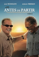 The Bucket List - Argentinian Movie Poster (xs thumbnail)