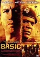 Basic - DVD movie cover (xs thumbnail)