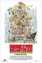 Drunk Stoned Brilliant Dead: The Story of the National Lampoon - Movie Poster (xs thumbnail)