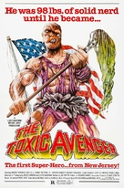 The Toxic Avenger - Movie Poster (xs thumbnail)