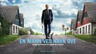 En man som heter Ove - Norwegian Movie Poster (xs thumbnail)