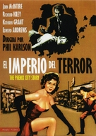 The Phenix City Story - Spanish DVD cover (xs thumbnail)