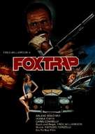 Foxtrap - German Movie Poster (xs thumbnail)