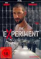 The Experiment - German DVD movie cover (xs thumbnail)