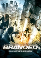 Branded - DVD cover (xs thumbnail)