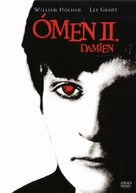 Damien: Omen II - Hungarian Movie Cover (xs thumbnail)