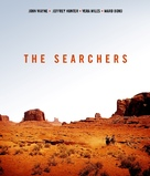 The Searchers - Movie Cover (xs thumbnail)