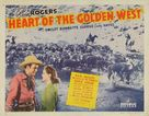 Heart of the Golden West - Movie Poster (xs thumbnail)