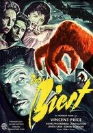 The Bat - German Movie Poster (xs thumbnail)