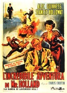 The Lavender Hill Mob - Italian Movie Poster (xs thumbnail)