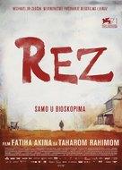 The Cut - Serbian Movie Poster (xs thumbnail)