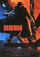 Darkman - Movie Poster (xs thumbnail)